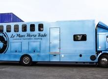 Le Mans Horse