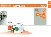 Espace Laverie