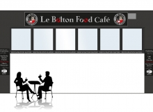 Le Bolton Food Café